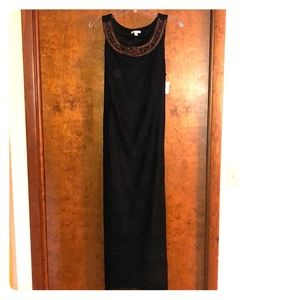 Dressbarn black dress